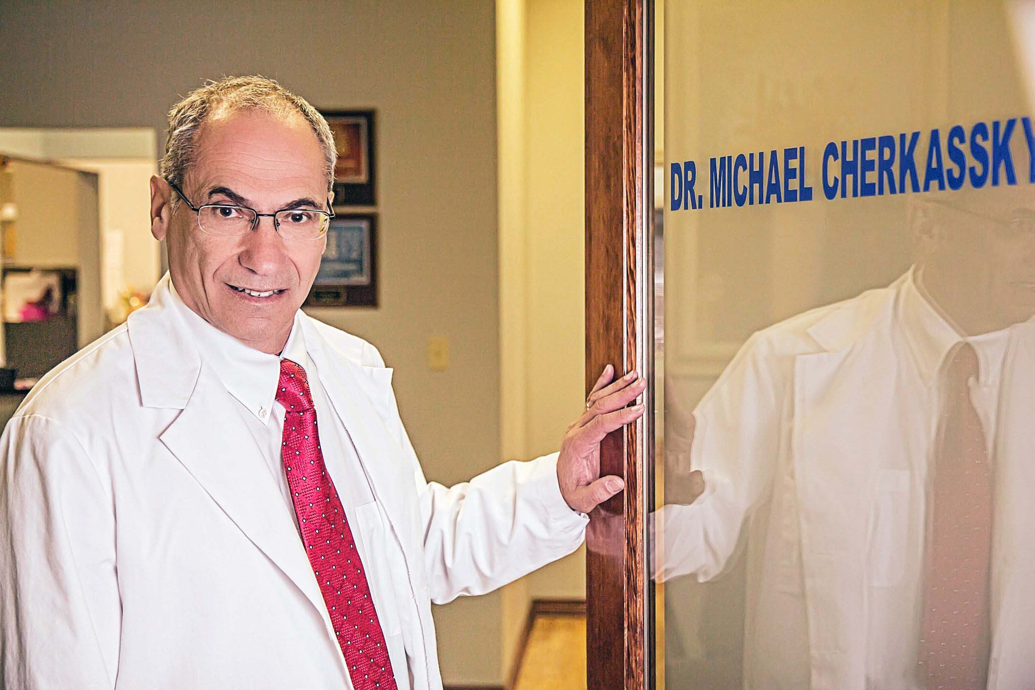 Weight Loss Specialist Dr Michael Cherkassky Opens Dallas Office